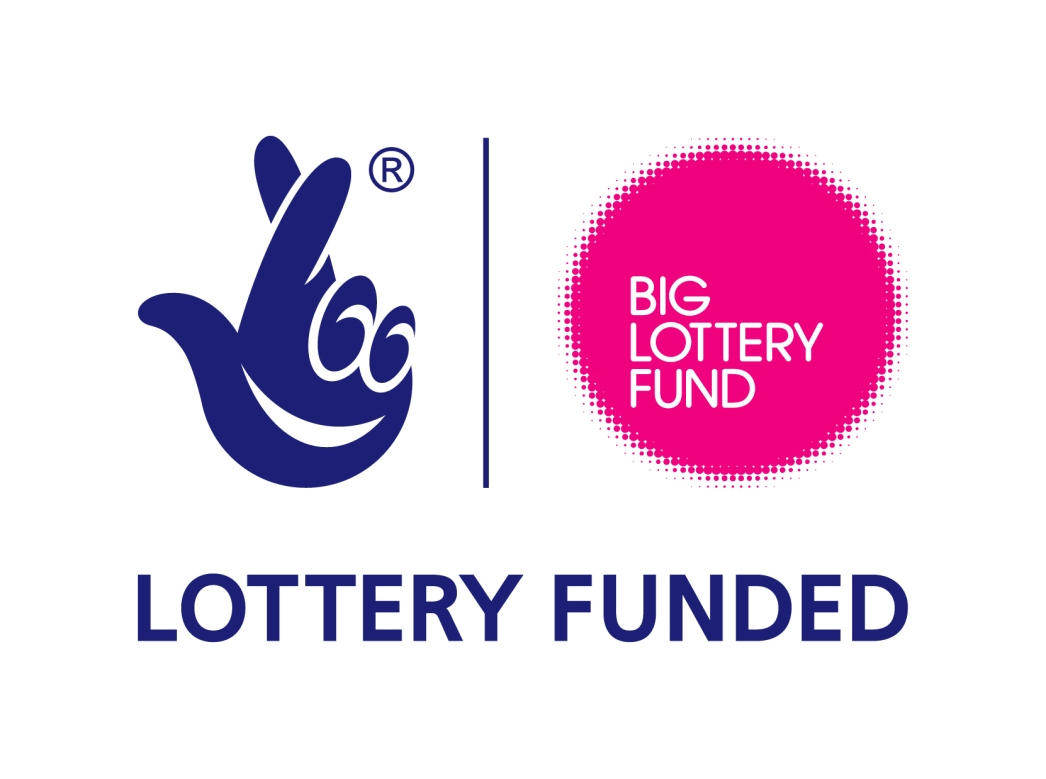 Thank you to the Big Lottery Fund !